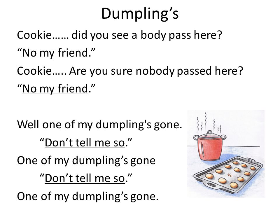 Dumpling's