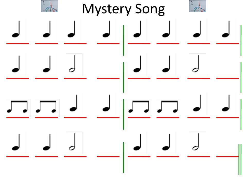 Mystery Song