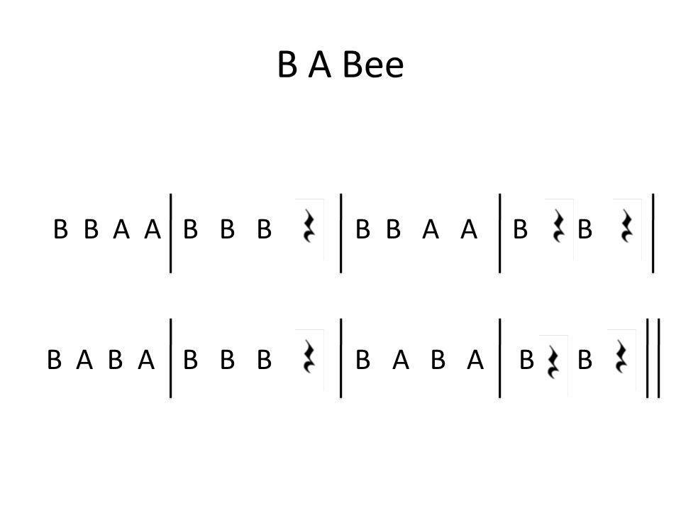 B A Bee B B A A B B B B B A A B B B A B A B B B B A B A B B
