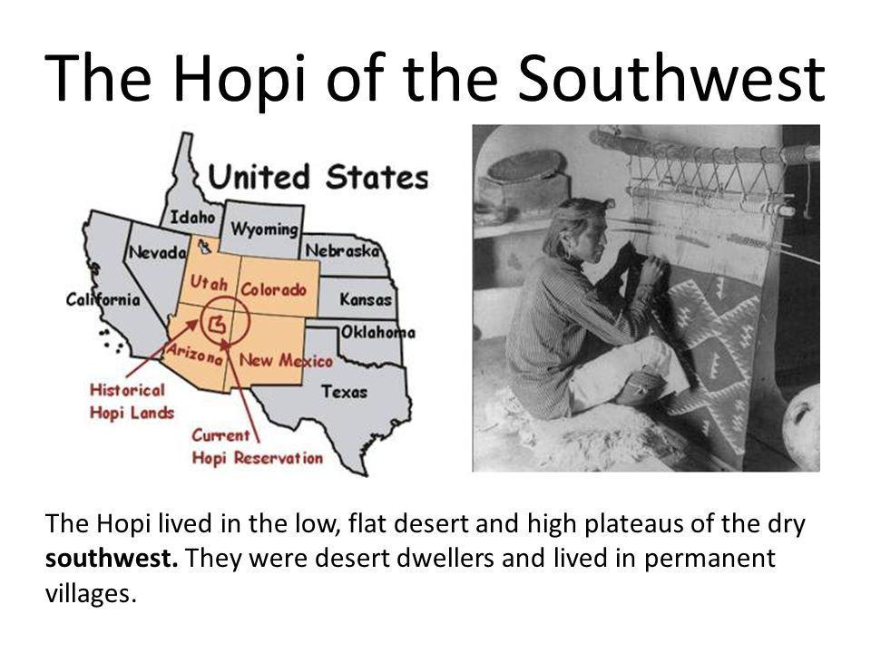 The Hopi of the Southwest