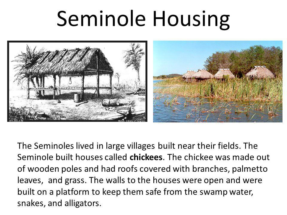 Seminole Housing