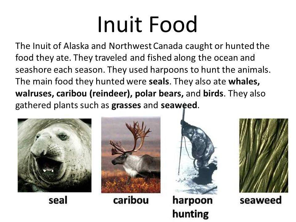 Inuit Food