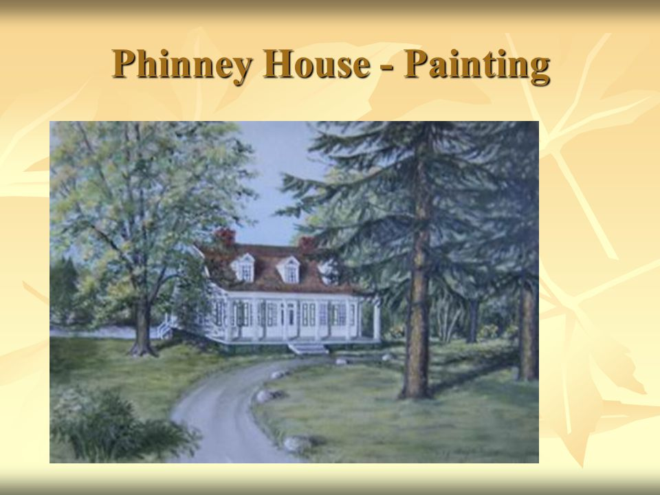 Phinney House - Painting
