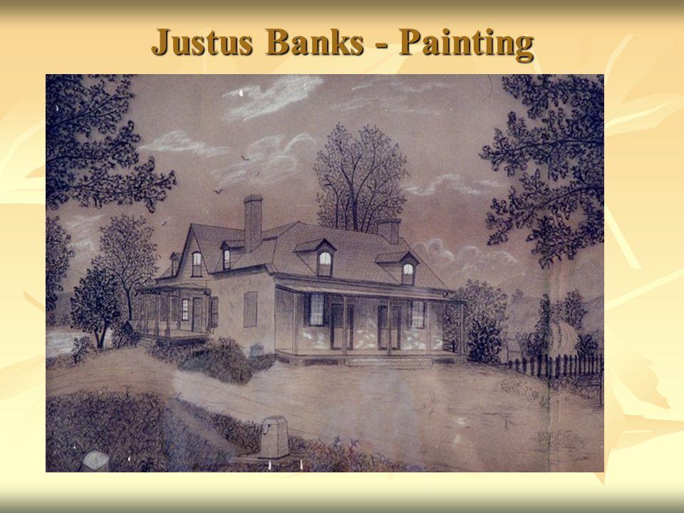 Justus Banks - Painting