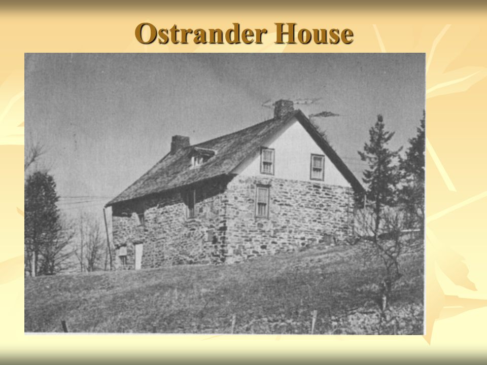 Ostrander House