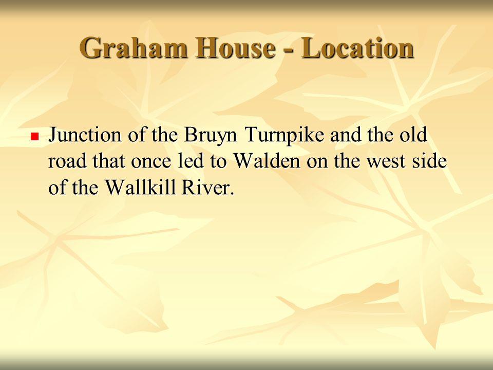 Graham House - Location