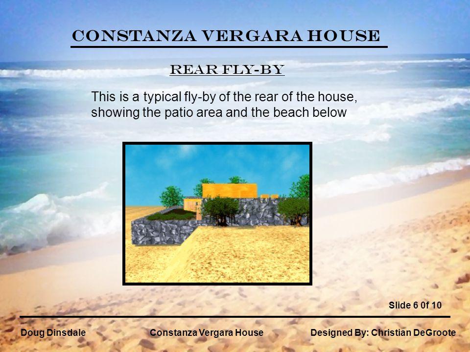 Constanza Vergara House