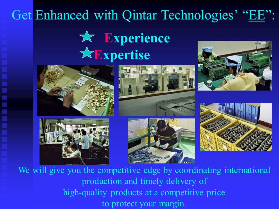 Get Enhanced with Qintar Technologies' EE :