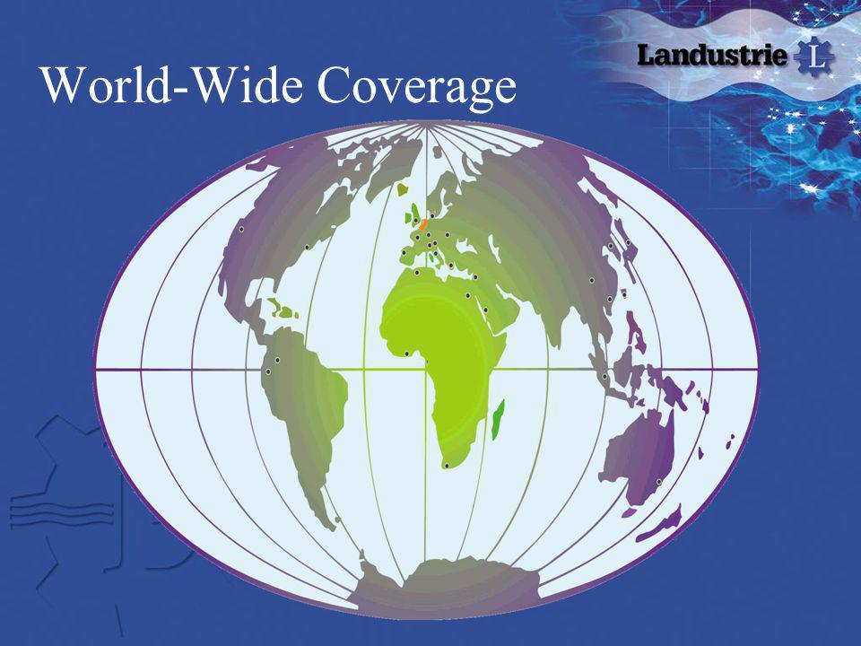 World-Wide Coverage