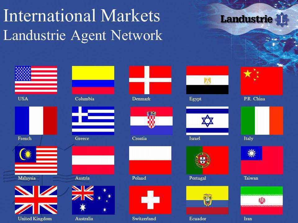 International Markets Landustrie Agent Network