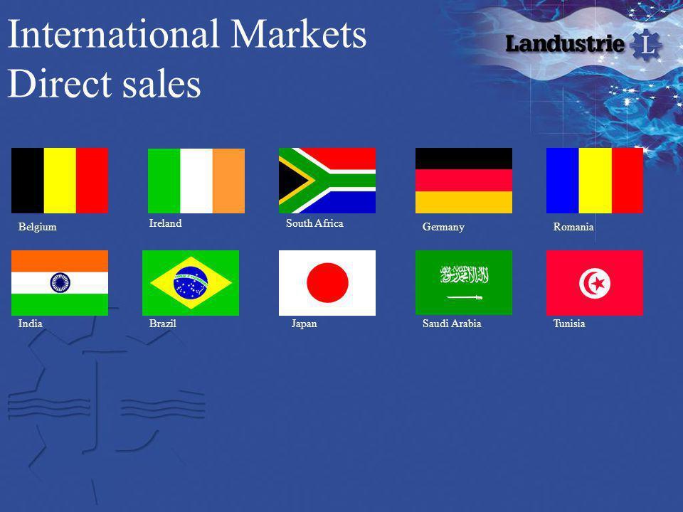 International Markets Direct sales