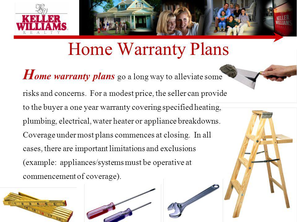 Home Warranty Plans