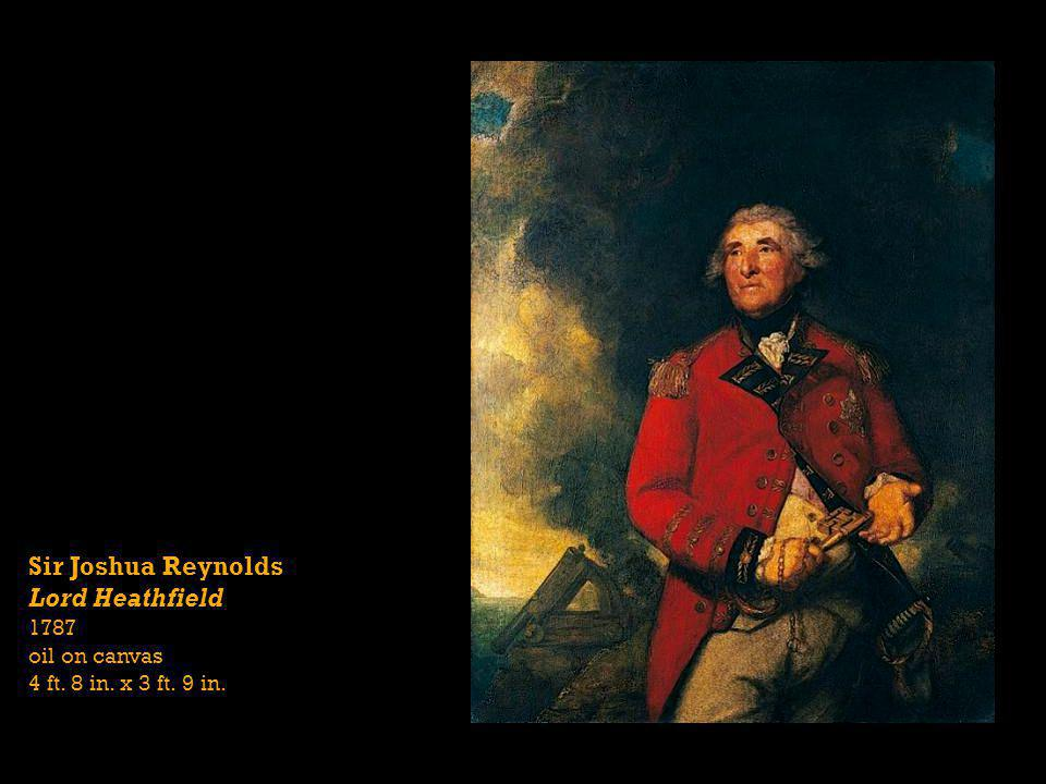 Sir Joshua Reynolds Lord Heathfield