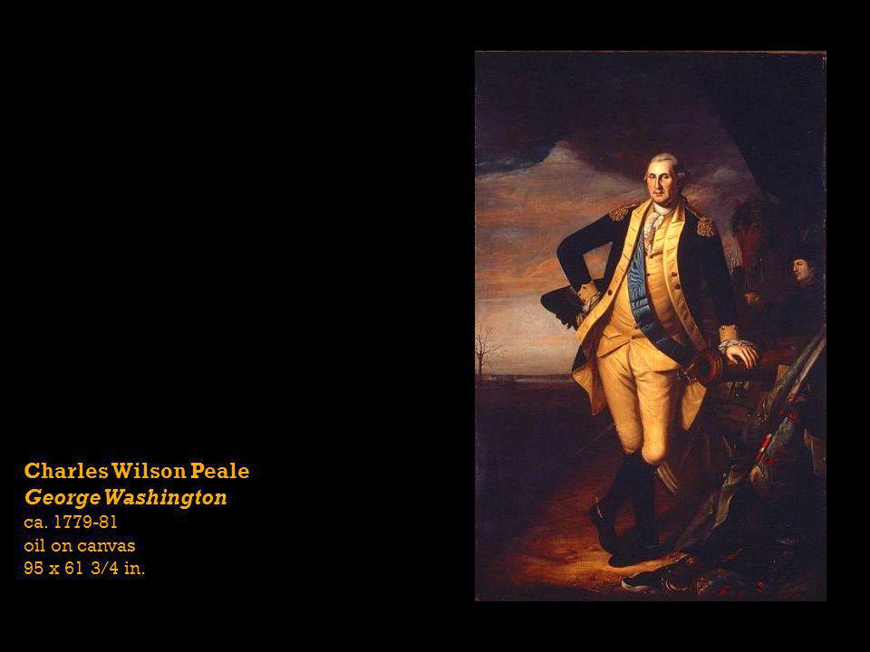 Charles Wilson Peale George Washington