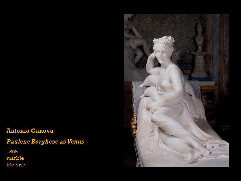 Paulene Borghese as Venus