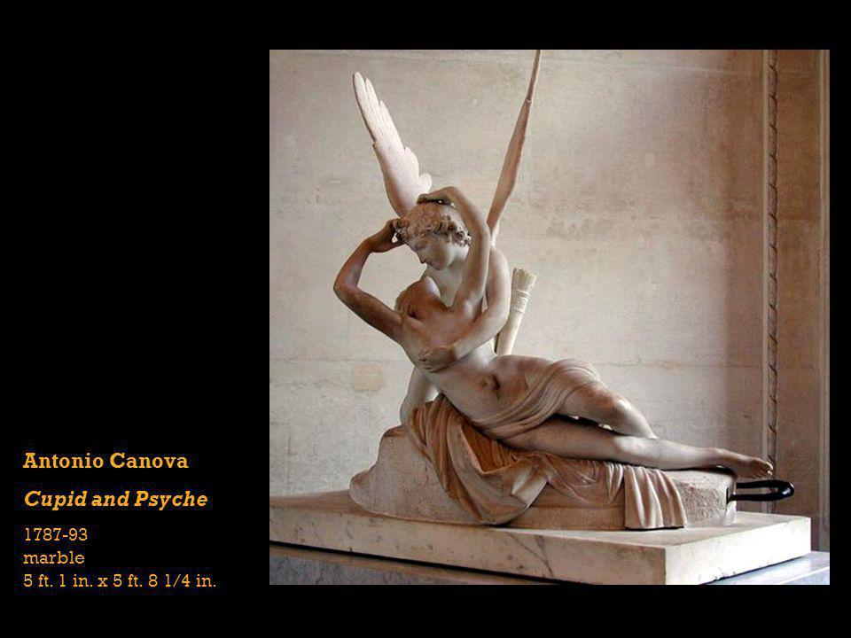 Antonio Canova Cupid and Psyche