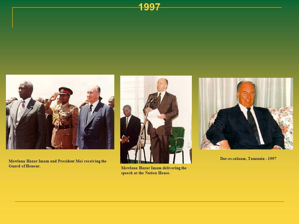 1997 Dar-es-salaam, Tanzania - 1997