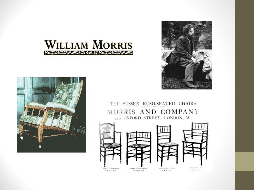 In 1861, William Morris founded Morris & Co