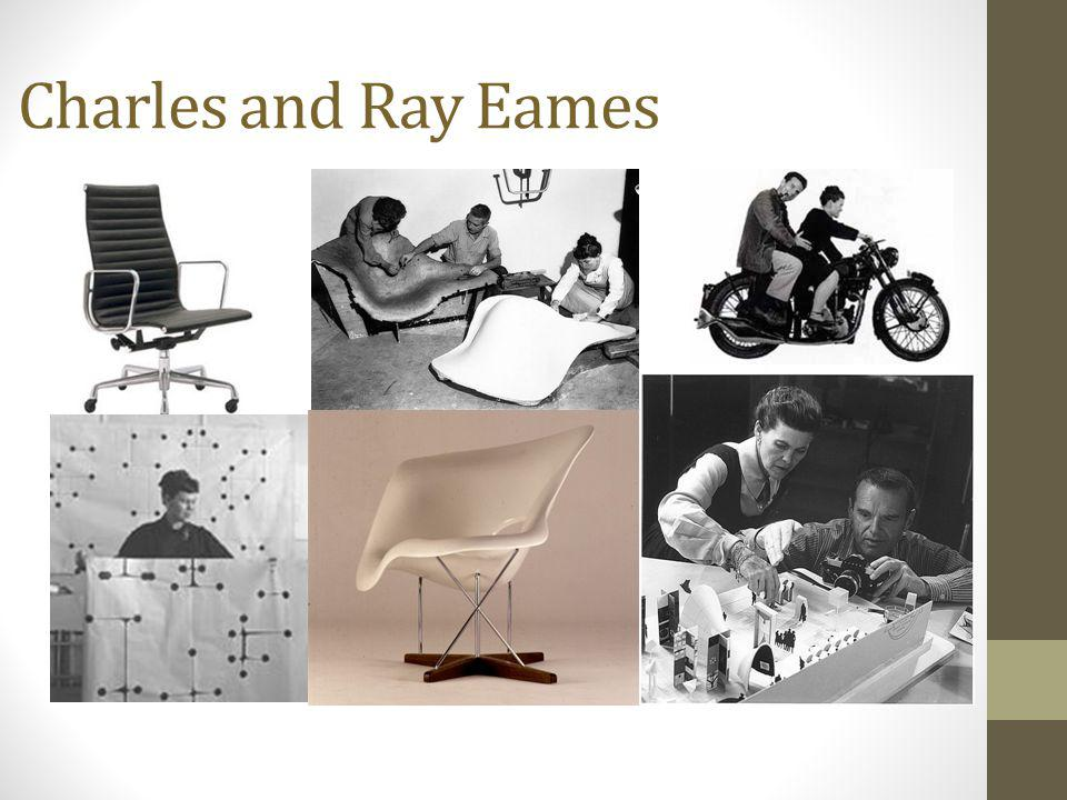 Charles and Ray Eames LaChaise 1948 (Vitra now produces)