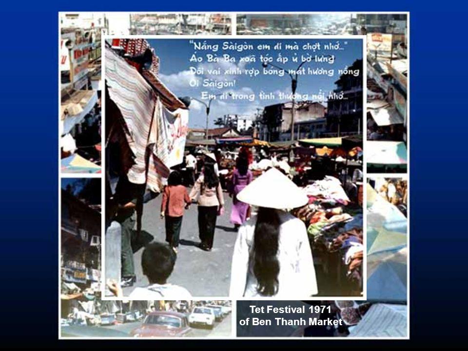 Tet Festival of Ben Thanh