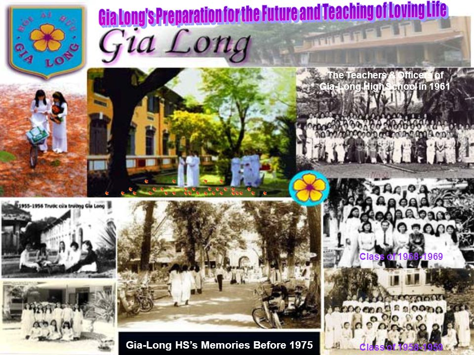 Gia Long s Preparation for the Future and Teaching of Loving Life