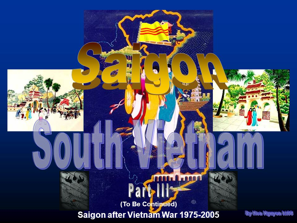 Saigon after Vietnam War 1975-2005