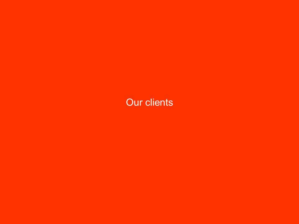 Our clients 9