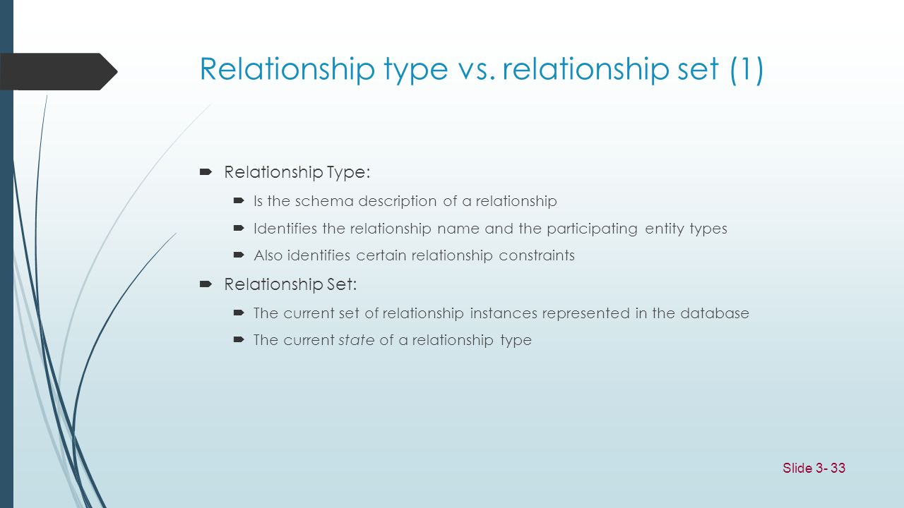 Relationship type vs. relationship set (1)