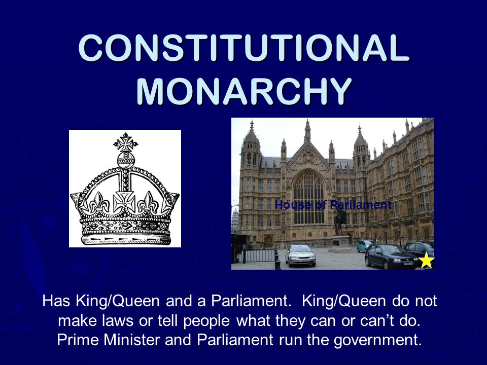 japan is a constitutional monarchy with a parliamentary government