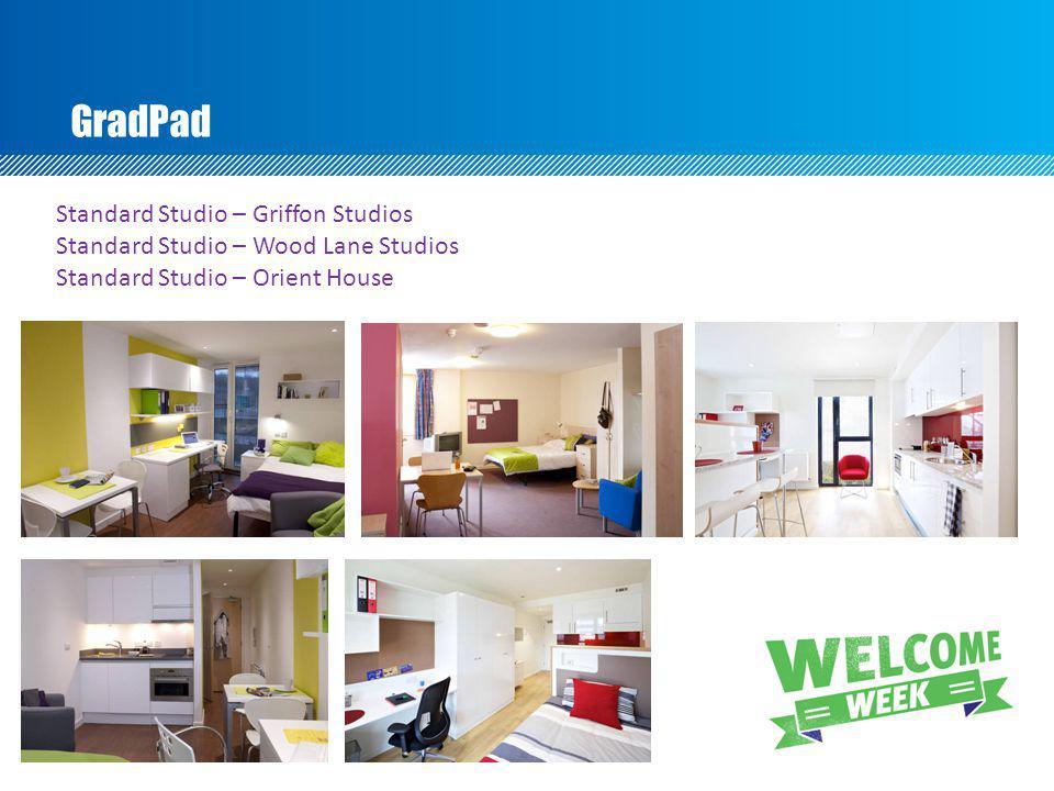 GradPad Standard Studio – Griffon Studios