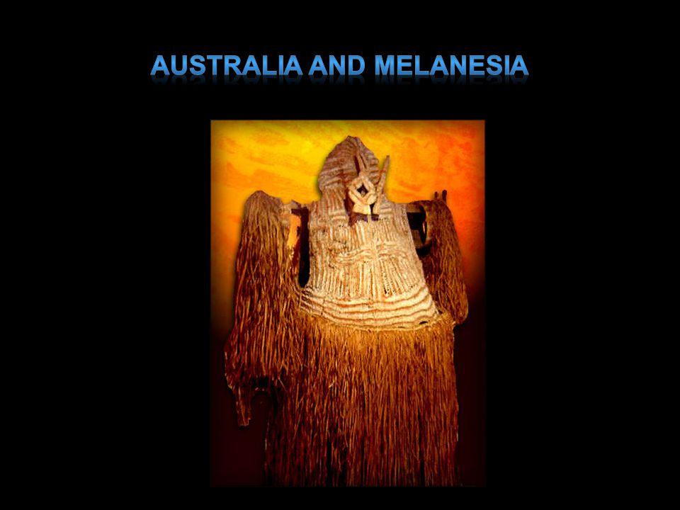 Australia and Melanesia