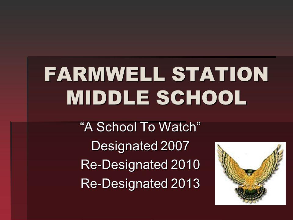 FARMWELL STATION MIDDLE SCHOOL