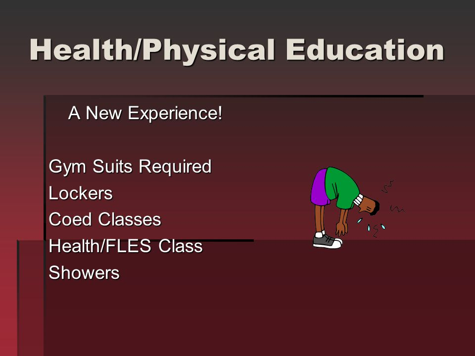 Health/Physical Education