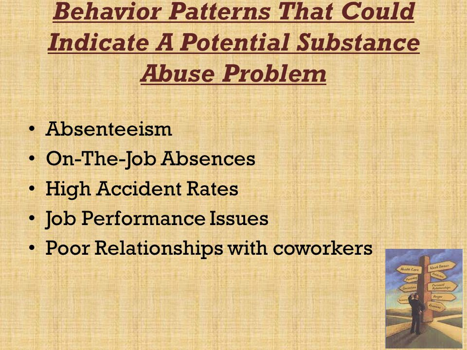 Behavior Patterns That Could Indicate A Potential Substance Abuse Problem
