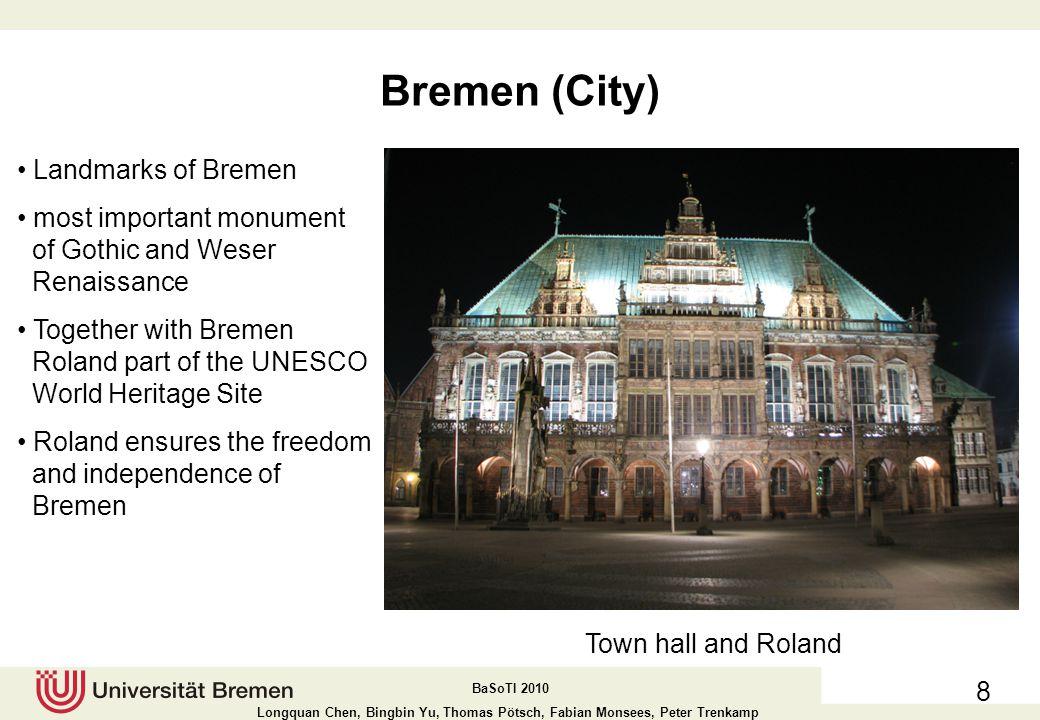 Bremen (City) Landmarks of Bremen