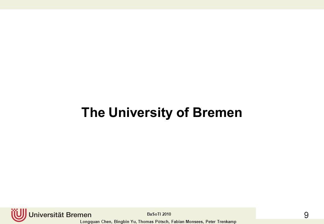 The University of Bremen