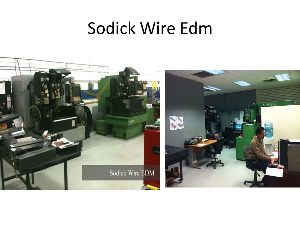Sodick Wire Edm