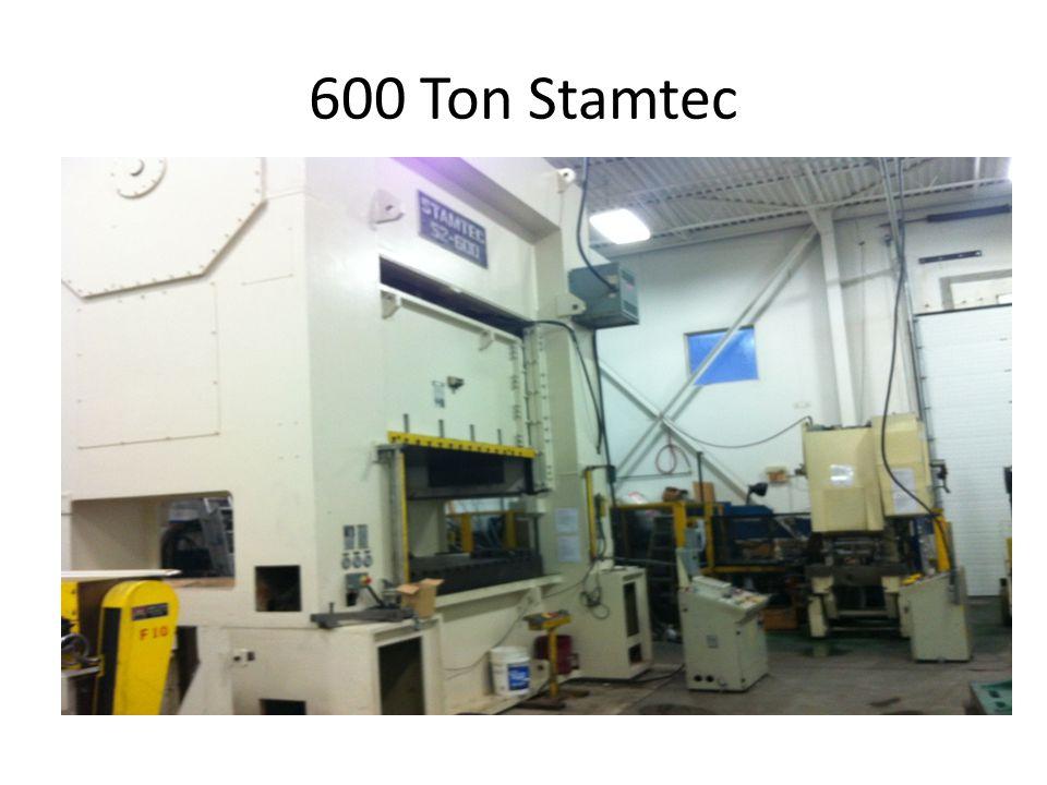 600 Ton Stamtec