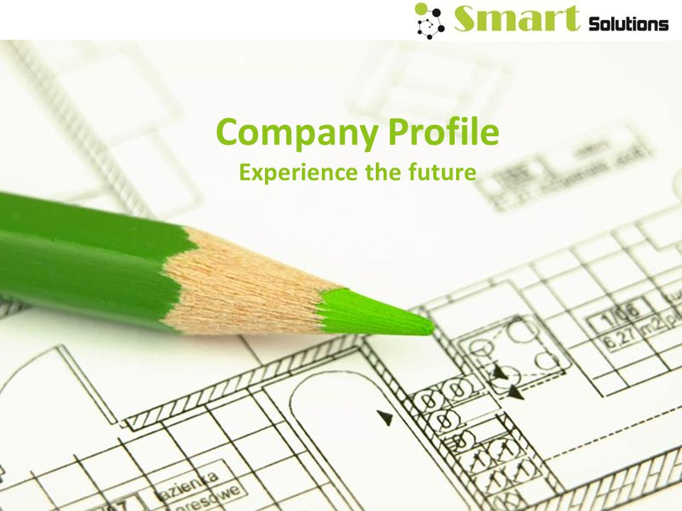 Company Profile Experience the future