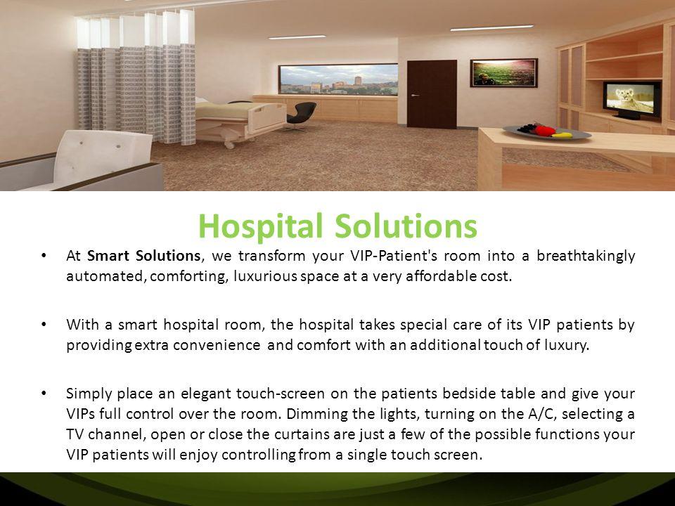 Hospital Solutions