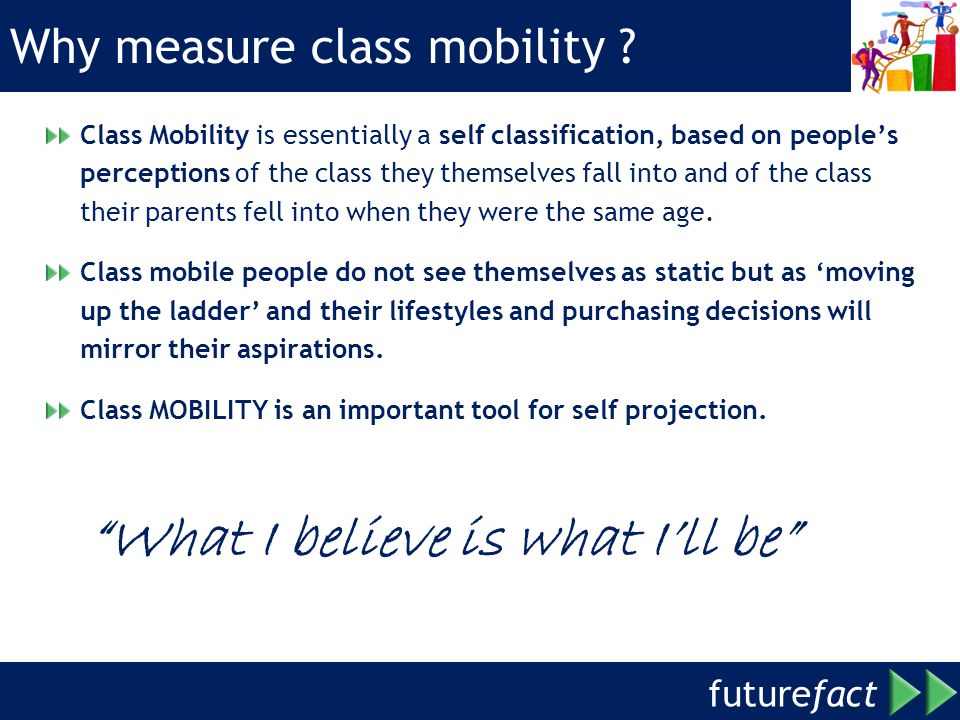 Why measure class mobility