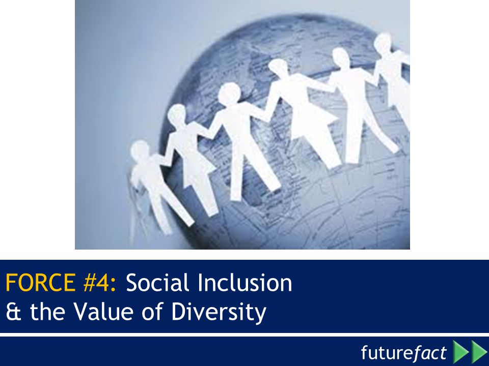 FORCE #4: Social Inclusion & the Value of Diversity
