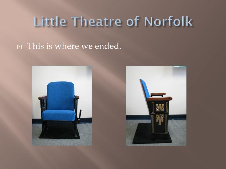 Little Theatre of Norfolk