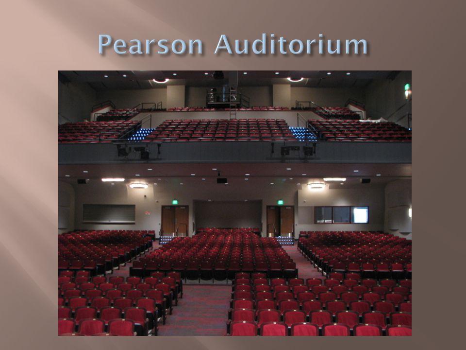 Pearson Auditorium