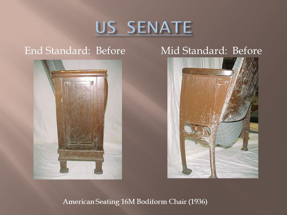 US SENATE End Standard: Before Mid Standard: Before