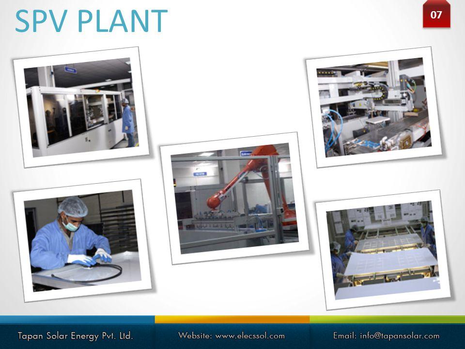 SPV PLANT 07