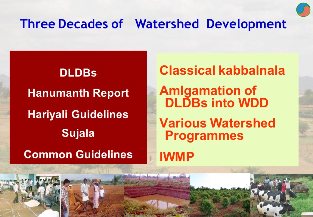 Three Decades of Watershed Development