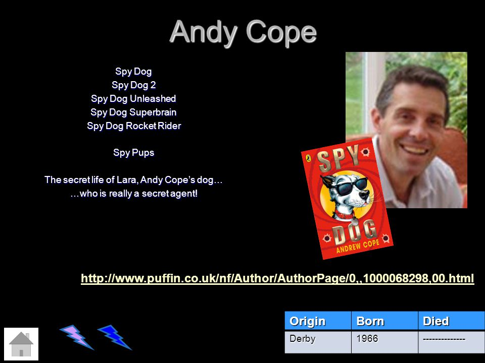 Andy Cope