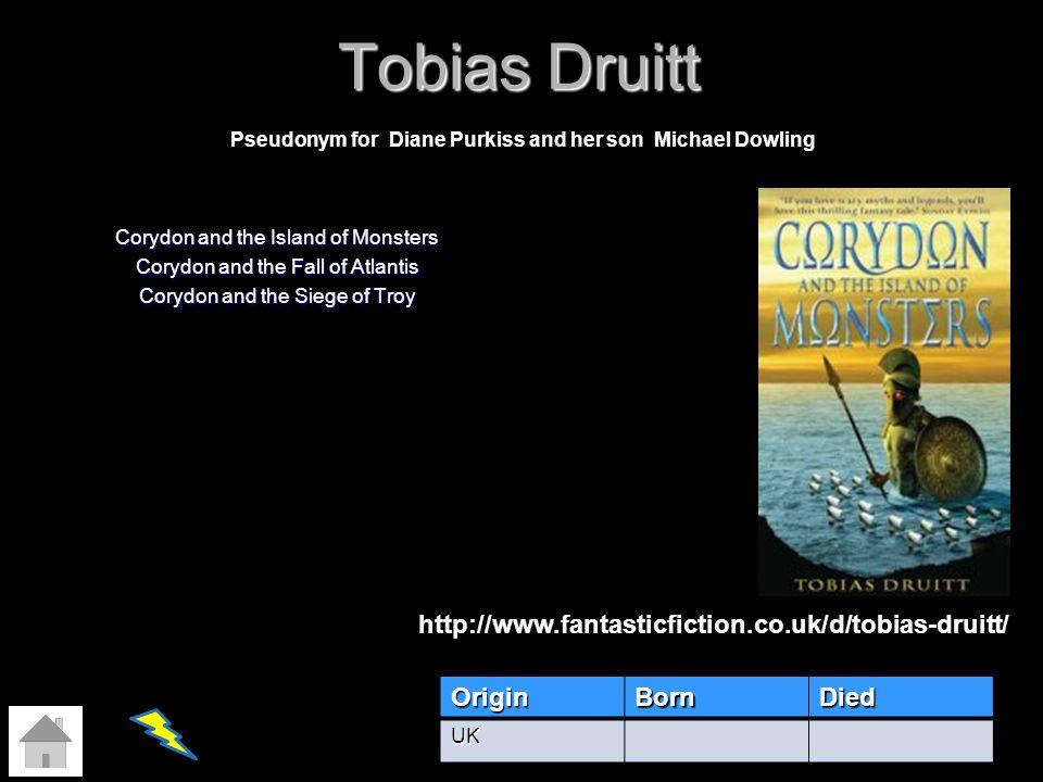 Tobias Druitt http://www.fantasticfiction.co.uk/d/tobias-druitt/