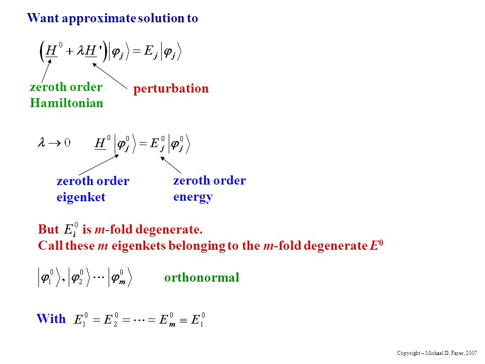 Want approximate solution to